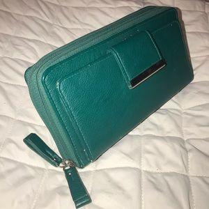 Emerald Green Wallet